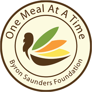 Byron Saunders Foundation logo