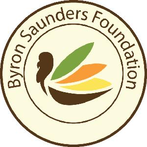 Byron Saunders Foundation logo