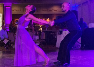 Byron Saunders Foundation 2019: Dancing With Our Local Stars OCT 03