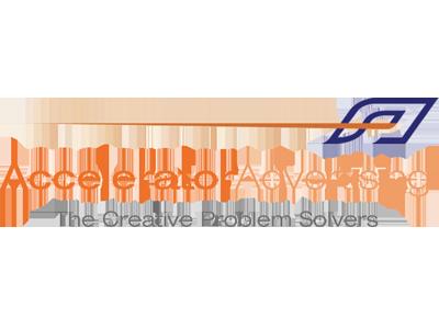 Accelerator Advertising Logo